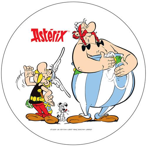 Decoration Gateau Asterix Et Obelix