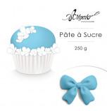 PATE A SUCRE | Bleu Pâle - 250 g