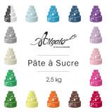 PATE A SUCRE | 2,5 Kg