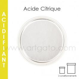 Acide citrique artgato - Acide citrique prix ...