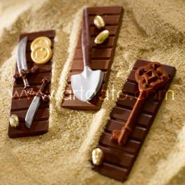 Moule à Chocolat, Clef du Coffre au Trésor