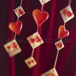 Moule à Chocolat, Mini Coeurs