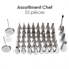 Assortiment Chef