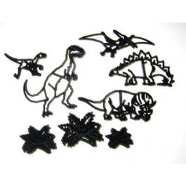 Patchwork Cutters® | Assortiment Dinosaures