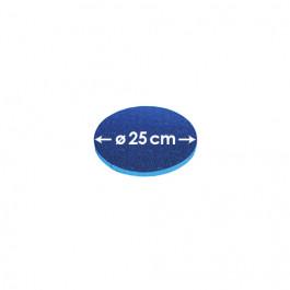 Bleu Roi - Rond 12 mm / 25 cm Ø