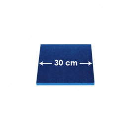 Bleu Roi - Carré 12 mm / 30 cm Côté
