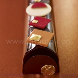 Feuilles d'Or 22 carats - Réalisation