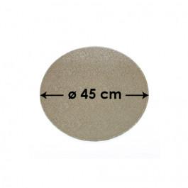 Cartons à Entremets - Argent - Ronds - 45 cm