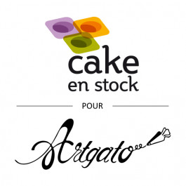 Cake en Stock pour Artgato