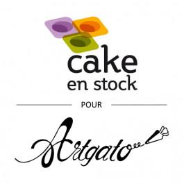 Cake en Stock® pour Artgato®