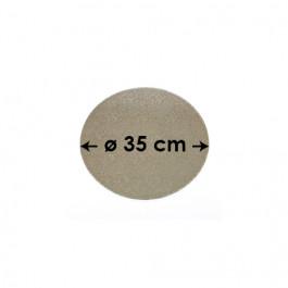 Cartons à Entremets - Argent - Ronds - 35 cm
