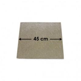 Cartons à Entremets - Argent - Carrés - 45 cm