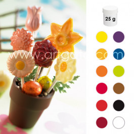 Colorants Liposolubles en Poudre 25 g
