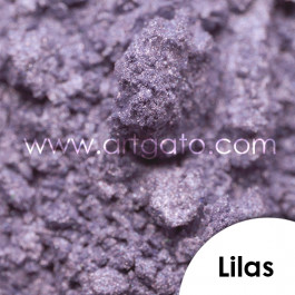 Colorants Poudre Irisés, Lilas