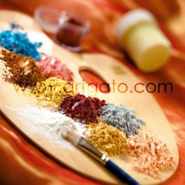 Colorants Poudre Irisés, Gamme