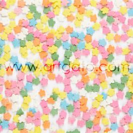 Confettis en Sucre - Fleurs