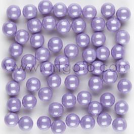 Perles de Sucre Nacrées - Violet