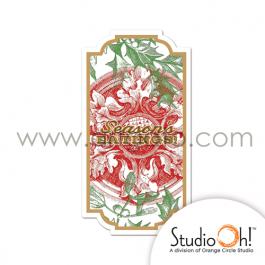 Etiquettes Cadeaux Studio Oh®   Thème Noël