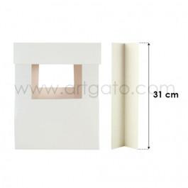 Extensions pour Boîtes à Gâteaux - 31 cm