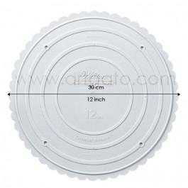 Assiettes rondes 30 cm