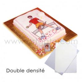 Feuilles Azyme (Papier Hostie) | Double Densité