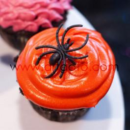 Décors de Gâteaux | Araignées Noires