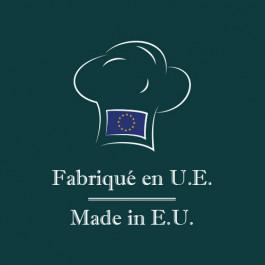 Caissettes Mini Vert Emeraude à Pois UE