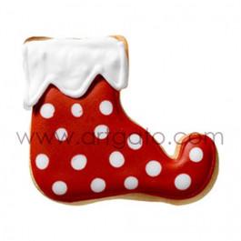 Découpoir chaussure d'elfe Réalisatiion