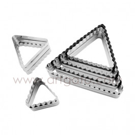 Découpoirs, Triangles Double Face