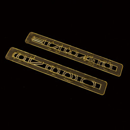 Grands Chiffres (3 cm)