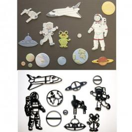 Patchwork Cutters® | Assortiment Espace