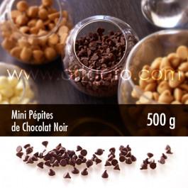 Mini Pépites de Chocolat Noir 500 g