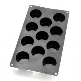Moule Silicone Cake en Stock® | 11 Mini MUFFINS
