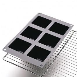 Moule Silicone Soflex® | 6 PYRAMIDES