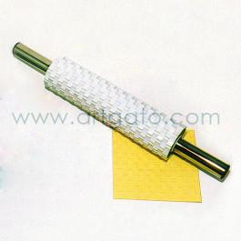 Rouleau à Impression - 51 cm, Tressage Panier