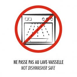 Pas de lave-vaisselle