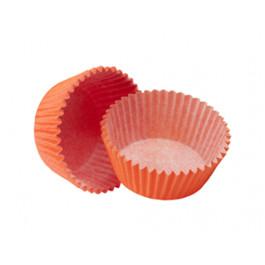 Caissettes Cupcakes – Taille Standard   Orange