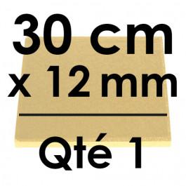 1 Carton à Entremets | Or