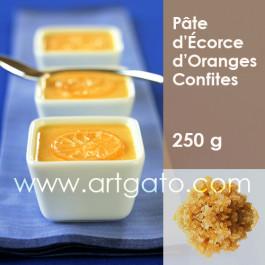 Oranges Confites Agrimontana | Ecorce en Pâte