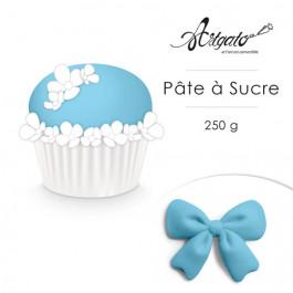 Pâte à Sucre 250 g - Bleu Pâle