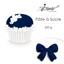 Pâte à Sucre 250 g - Bleu Nuit
