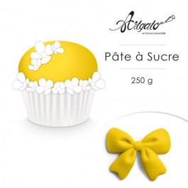 Pâte à Sucre 250 g - Jaune d'or