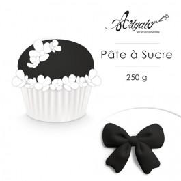 Pâte à Sucre 250 g - Noir