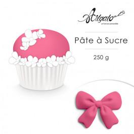 Pâte à Sucre 250 g - Rose Corail