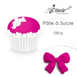 Pâte à Sucre 250 g - Rose Fuchsia