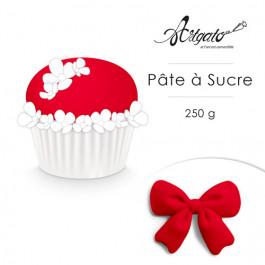 Pâte à Sucre 250 g - Rouge