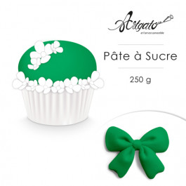 Pâte à Sucre 250 g - Vert Emeraude