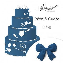 Pâte à sucre - Bleu Nuit