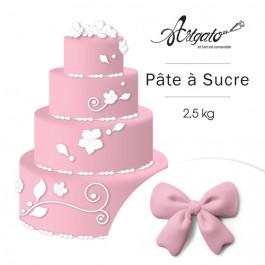 Pâte à sucre - Rose Pâle