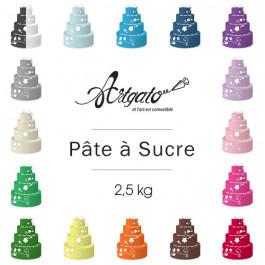 Pâte à sucre - 2,5 kg